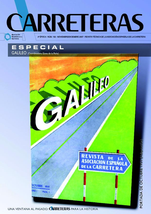 Nº 156 - Nov/Dic 2007 - ESPECIAL - Galileo