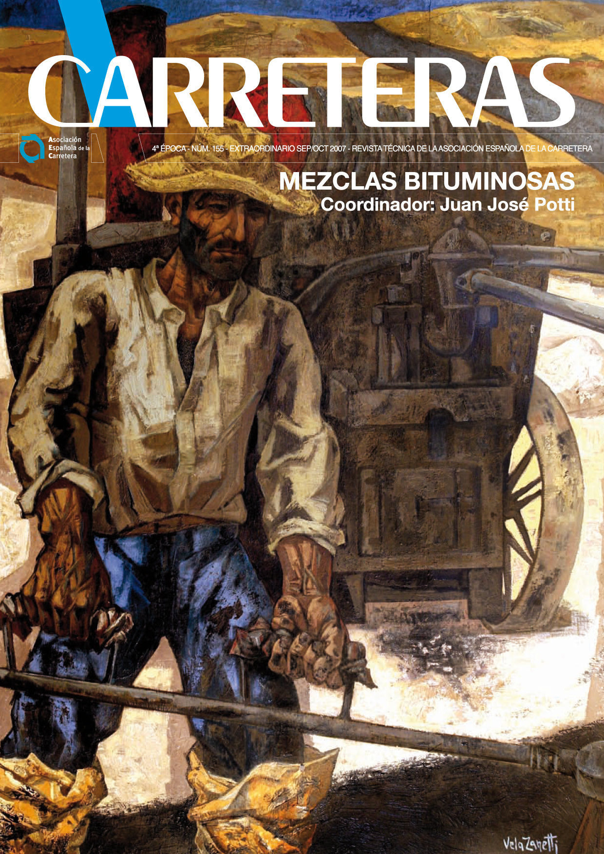Nº 155 - Sep/Oct 2007 - Extraordinario Mezclas Bituminosas
