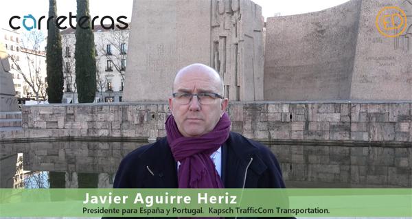 Video Entrevista a Aguirre Heriz, Javier