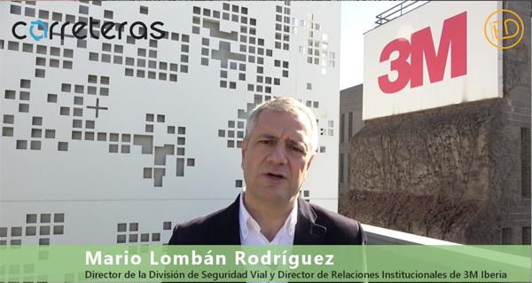 Video Entrevista a Lombán Rodríguez, Mario